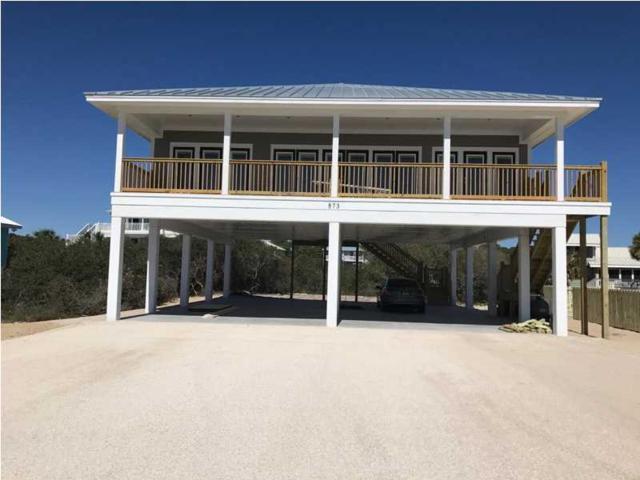 873 West Gorrie Dr., ST. GEORGE ISLAND, FL 32328 (MLS #261483) :: Coast Properties