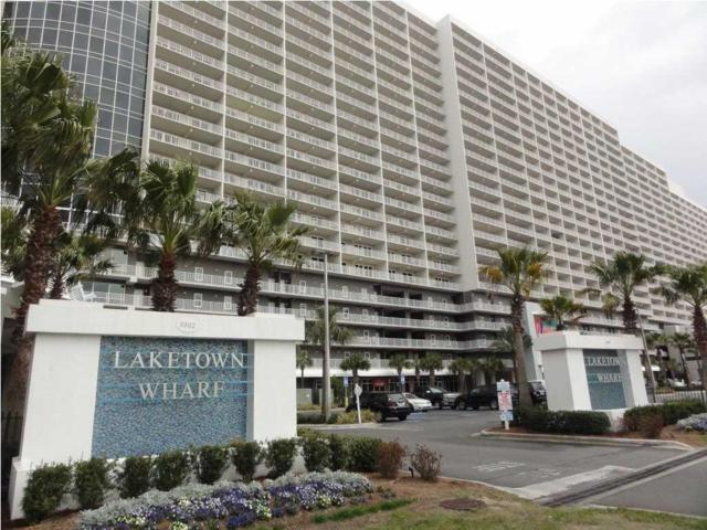 9902 Thomas Dr #834, PANAMA CITY BEACH, FL 32408 (MLS #261627) :: Berkshire Hathaway HomeServices Beach Properties of Florida