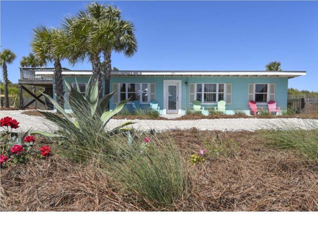 557 West Gulf Beach Dr, ST. GEORGE ISLAND, FL 32328 (MLS #261657) :: Berkshire Hathaway HomeServices Beach Properties of Florida