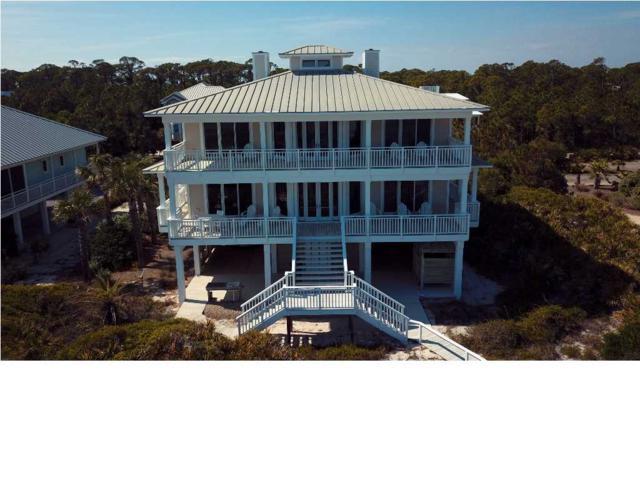 2120 Palmetto Way, ST. GEORGE ISLAND, FL 32328 (MLS #261807) :: Coast Properties