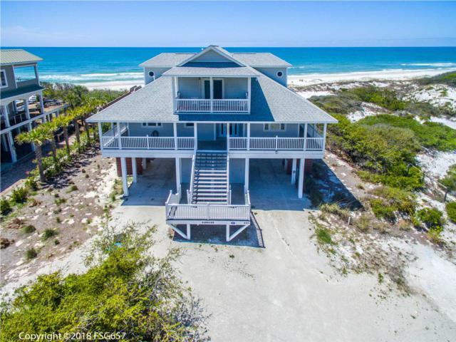 899 Secluded Dunes Dr, PORT ST. JOE, FL 32456 (MLS #261814) :: Coast Properties