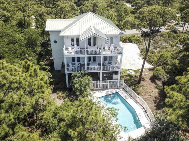 1480 Blueberry Rd, ST. GEORGE ISLAND, FL 32328 (MLS #261903) :: Coast Properties