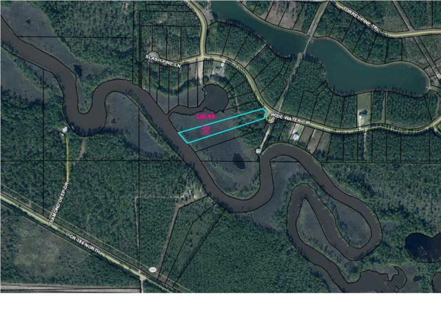 44 Wide Water Cir. #44, WEWAHITCHKA, FL 32465 (MLS #261930) :: Coast Properties