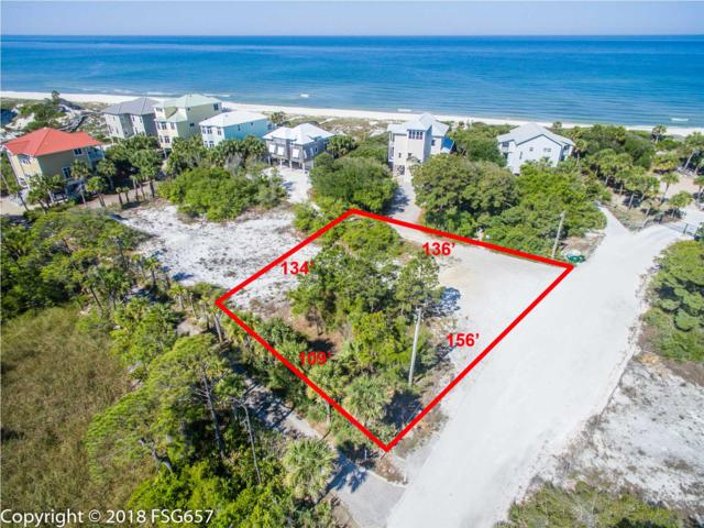 Lot C-1 Secluded Dunes Dr Lot C-1, CAPE SAN BLAS, FL 32456 (MLS #261976) :: Berkshire Hathaway HomeServices Beach Properties of Florida