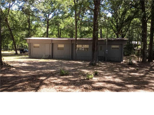124 Woodley Dr, WEWAHITCHKA, FL 32465 (MLS #262013) :: Berkshire Hathaway HomeServices Beach Properties of Florida