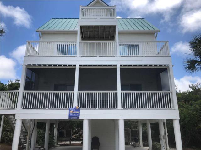 156 Catamaran Dr, CAPE SAN BLAS, FL 32456 (MLS #262095) :: Coast Properties