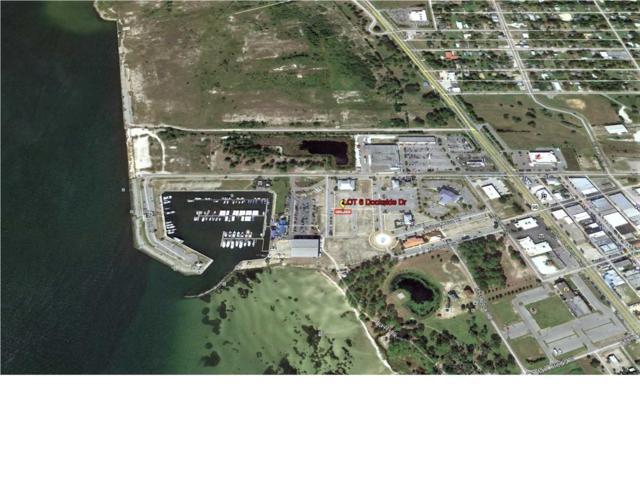 6 Dockside Dr, PORT ST. JOE, FL 32456 (MLS #262136) :: Coast Properties