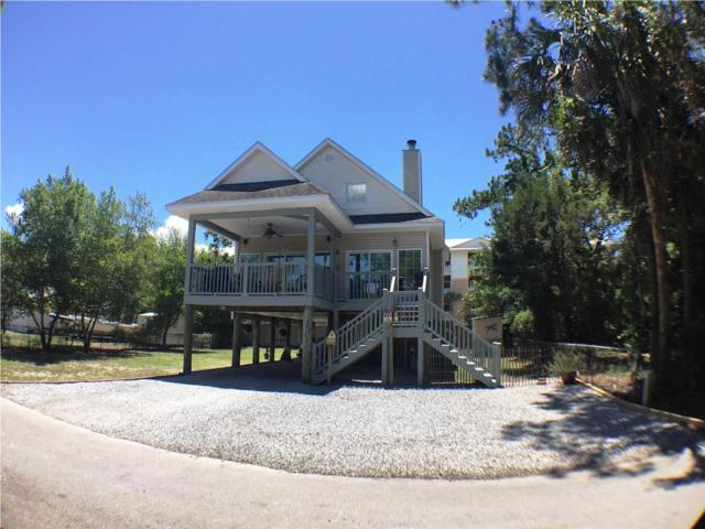 110 35TH ST, MEXICO BEACH, FL 32456 (MLS #262144) :: Coast Properties