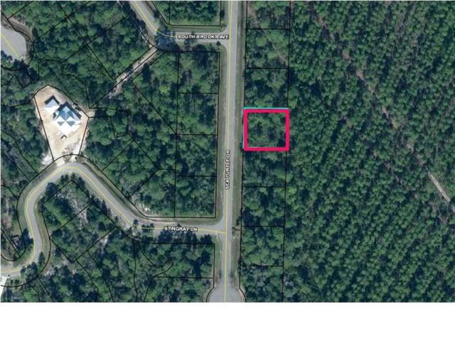 112 Sea Turtle Dr Lot 28, PORT ST. JOE, FL 32456 (MLS #262291) :: Coast Properties