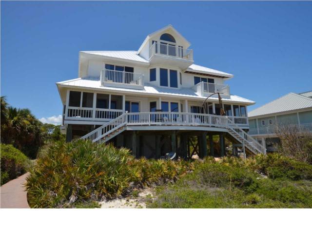 2128 Palmetto Way, ST. GEORGE ISLAND, FL 32328 (MLS #262436) :: Coast Properties