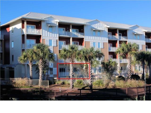 3300 Hwy 98 #105, MEXICO BEACH, FL 32410 (MLS #262499) :: Berkshire Hathaway HomeServices Beach Properties of Florida