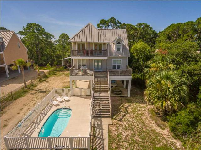 816 West Bayshore Dr, ST. GEORGE ISLAND, FL 32328 (MLS #262580) :: Berkshire Hathaway HomeServices Beach Properties of Florida