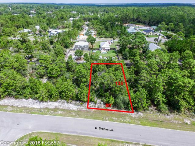 7 South Brooks Ave Lot 7, PORT ST. JOE, FL 32456 (MLS #262636) :: CENTURY 21 Coast Properties
