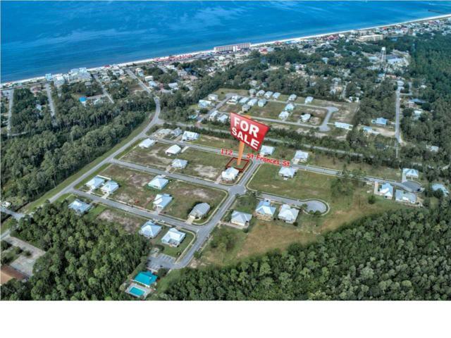 112 St. Frances St, MEXICO BEACH, FL 32456 (MLS #262642) :: CENTURY 21 Coast Properties
