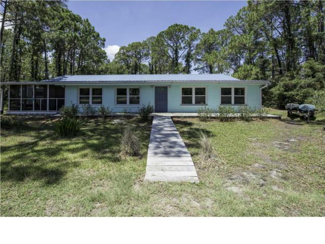 316 Howell St, ST. GEORGE ISLAND, FL 32328 (MLS #262692) :: Berkshire Hathaway HomeServices Beach Properties of Florida