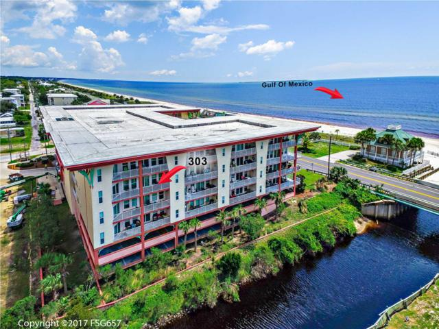 800 Hwy 98 #303, MEXICO BEACH, FL 32410 (MLS #262807) :: Coast Properties