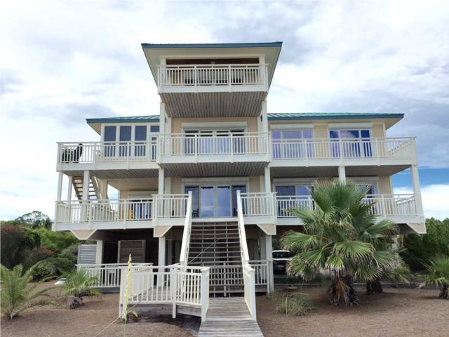 2144 Seahorse Ln, ST. GEORGE ISLAND, FL 32328 (MLS #262826) :: Coast Properties