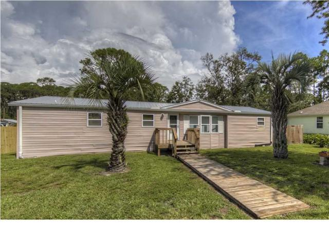 203 8TH ST, MEXICO BEACH, FL 32410 (MLS #262884) :: Coast Properties