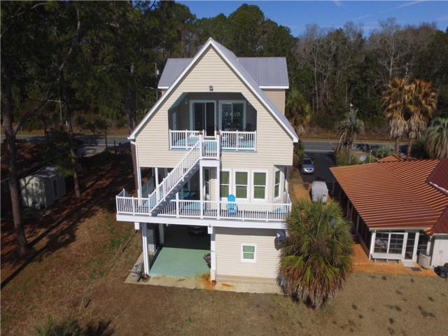 2312 Hwy 98, CARRABELLE, FL 32322 (MLS #262944) :: Berkshire Hathaway HomeServices Beach Properties of Florida