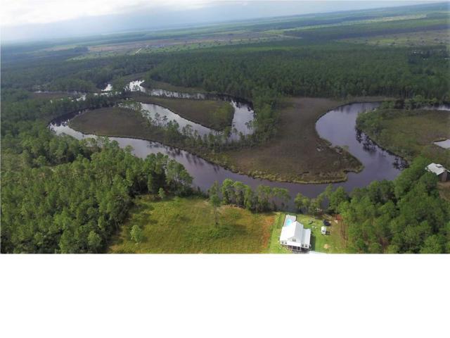 37 Wide Water Cir., OVERSTREET, FL 32456 (MLS #262995) :: CENTURY 21 Coast Properties