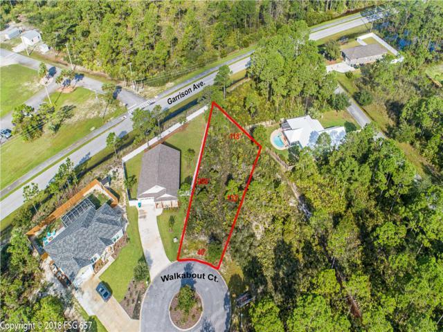 Lot 15 Walkabout Ct Lot 15, PORT ST. JOE, FL 32456 (MLS #263011) :: CENTURY 21 Coast Properties