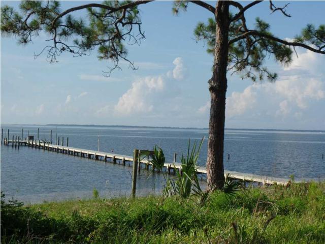 2218 Hwy 98, Carabelle, FL 32323 (MLS #263026) :: Berkshire Hathaway HomeServices Beach Properties of Florida