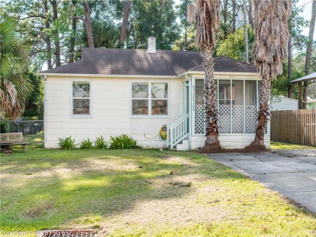 1606 Long Ave, PORT ST. JOE, FL 32456 (MLS #263093) :: Berkshire Hathaway HomeServices Beach Properties of Florida