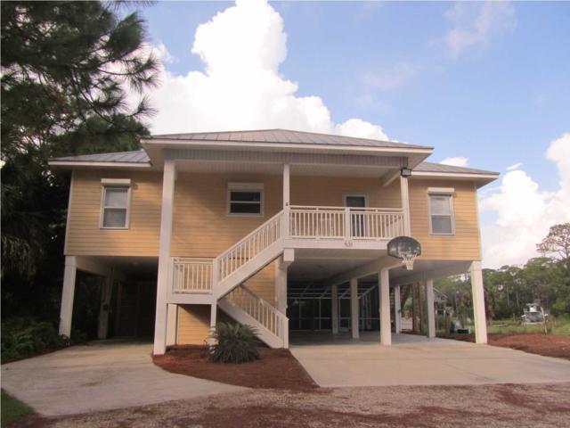 531 West Sawyer, ST. GEORGE ISLAND, FL 32328 (MLS #263095) :: Berkshire Hathaway HomeServices Beach Properties of Florida