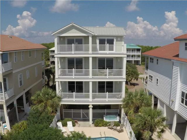 2244 Sailfish Dr, ST. GEORGE ISLAND, FL 32328 (MLS #263096) :: Berkshire Hathaway HomeServices Beach Properties of Florida