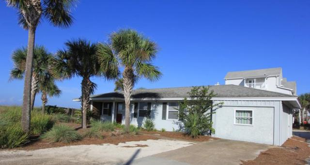120 40TH ST Unit A, MEXICO BEACH, FL 32456 (MLS #300012) :: Coast Properties