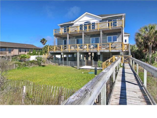 948 East Gorrie Dr., ST. GEORGE ISLAND, FL 32328 (MLS #300019) :: Coast Properties