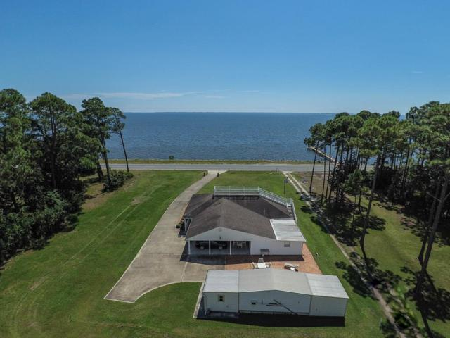 643 Us Highway 98, EASTPOINT, FL 32328 (MLS #300034) :: Berkshire Hathaway HomeServices Beach Properties of Florida