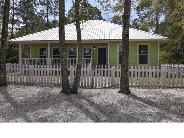 204 17TH ST, APALACHICOLA, FL 32320 (MLS #300160) :: Berkshire Hathaway HomeServices Beach Properties of Florida