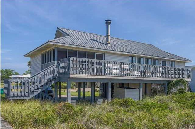 508 E Gorrie Drive, ST. GEORGE ISLAND, FL 32328 (MLS #300184) :: Berkshire Hathaway HomeServices Beach Properties of Florida