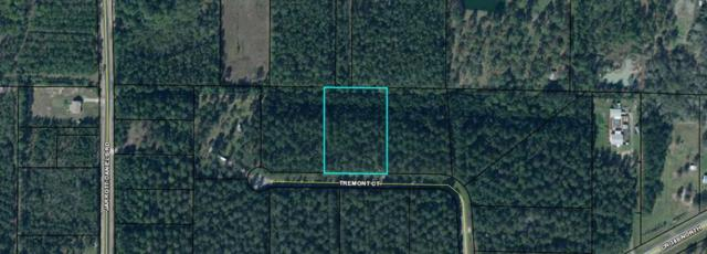0 Tremont Ct Lot 8, OVERSTREET, FL 32456 (MLS #300320) :: CENTURY 21 Coast Properties
