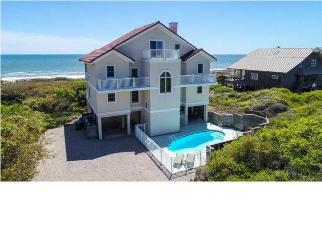 1328 Acacia Dr, ST. GEORGE ISLAND, FL 32328 (MLS #300498) :: Berkshire Hathaway HomeServices Beach Properties of Florida
