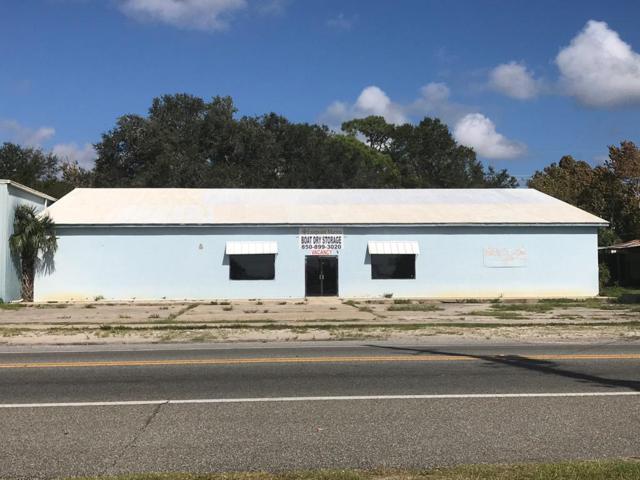 447 Hwy 98 East Point, EASTPOINT, FL 32328 (MLS #300589) :: Berkshire Hathaway HomeServices Beach Properties of Florida
