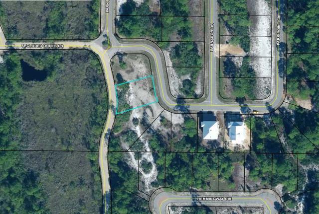 Lot 2 Park Point Cir, CAPE SAN BLAS, FL 32456 (MLS #300625) :: Coastal Realty Group