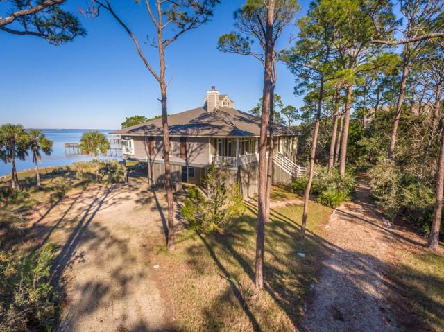 1419 Dove Ln, ST. GEORGE ISLAND, FL 32328 (MLS #300669) :: Coastal Realty Group