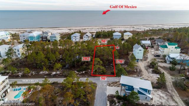 Lot 38 Mercury Ln Lot 38, CAPE SAN BLAS, FL 32456 (MLS #300695) :: Berkshire Hathaway HomeServices Beach Properties of Florida