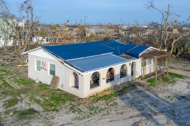 106 19TH ST, MEXICO BEACH, FL 32456 (MLS #300779) :: CENTURY 21 Coast Properties