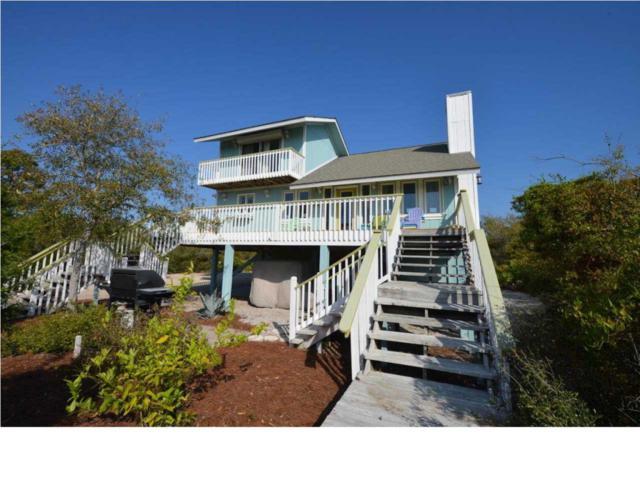 541 West Pine Ave, ST. GEORGE ISLAND, FL 32328 (MLS #300910) :: CENTURY 21 Coast Properties