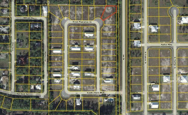 125 Ocean Plantation Cir, MEXICO BEACH, FL 32456 (MLS #301001) :: CENTURY 21 Coast Properties