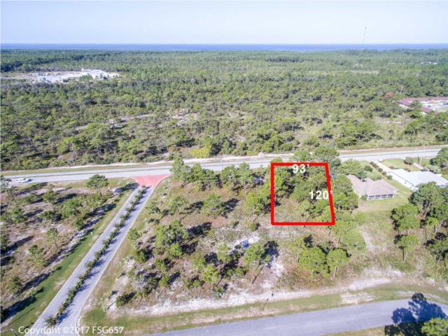 Lot 3 Garrison Ave Lot 3, PORT ST. JOE, FL 32456 (MLS #301083) :: CENTURY 21 Coast Properties