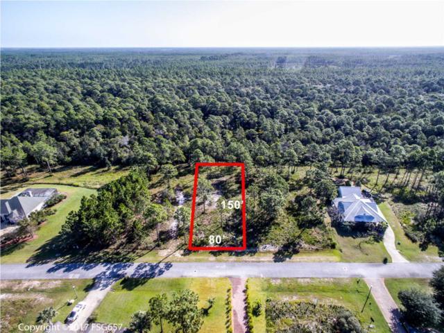Lot 21 Gulf Coast Cir Lot 21, PORT ST. JOE, FL 32456 (MLS #301085) :: CENTURY 21 Coast Properties