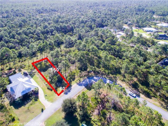 Lot 24 Gulf Coast Cir Lot 24, PORT ST. JOE, FL 32456 (MLS #301086) :: CENTURY 21 Coast Properties