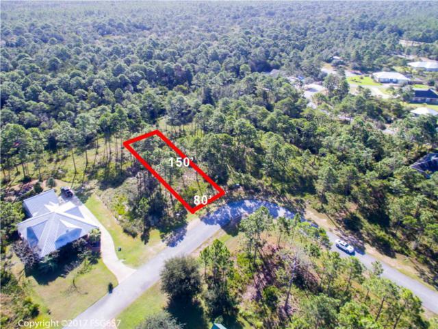 Lot 25 Gulf Coast Cir Lot 25, PORT ST. JOE, FL 32456 (MLS #301087) :: CENTURY 21 Coast Properties