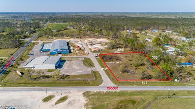 2 Gulf County Industrial Park Rd Lot 2, WEWAHITCHKA, FL 32465 (MLS #301172) :: Berkshire Hathaway HomeServices Beach Properties of Florida