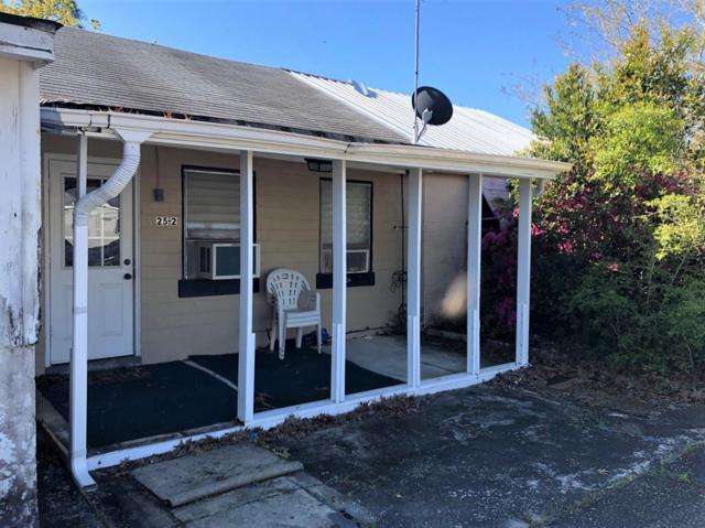 25 West Pine, CARRABELLE, FL 32322 (MLS #301199) :: Berkshire Hathaway HomeServices Beach Properties of Florida