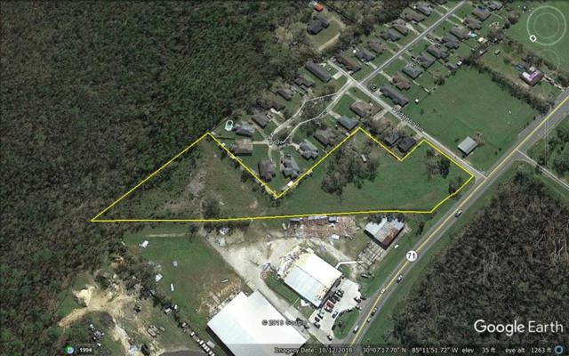 TBD Pridgeon Ln, WEWAHITCHKA, FL 32465 (MLS #301466) :: Berkshire Hathaway HomeServices Beach Properties of Florida